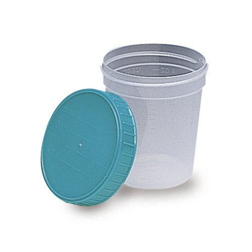4.5 OZ SPECIMEN CONTAINER NON-STERILE BASE ONLY