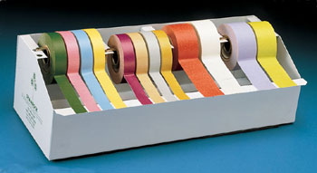 "LABEL TAPE 2160IN PINK 1/2""W"